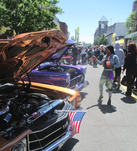 RAHWAY – 17th Annual HOT RODS & HARLEYS Highlights (May 2019)