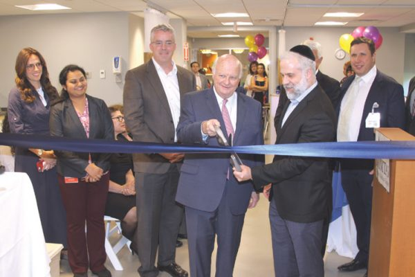 New dialysis center opens at Cranford Rehab