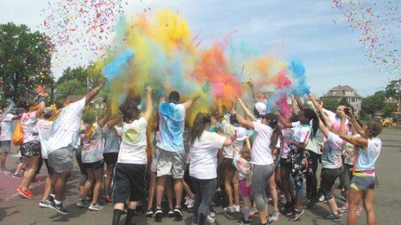 LINDEN – LHS Color Run Fundraiser (June 2019)