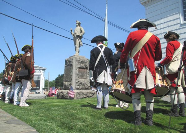 UNION COUNTY – Springfield's 225th Anniversary Celebration (June 2019)