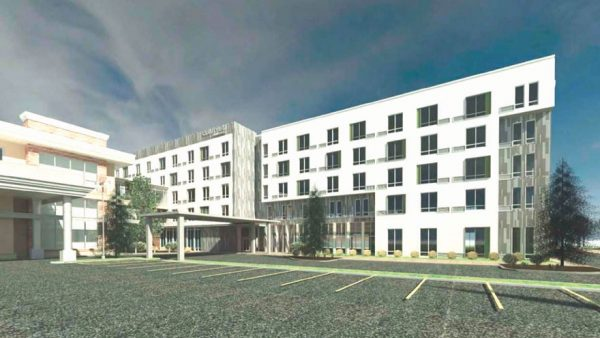Route 22's Clinton Manor to be replaced with new Marriott