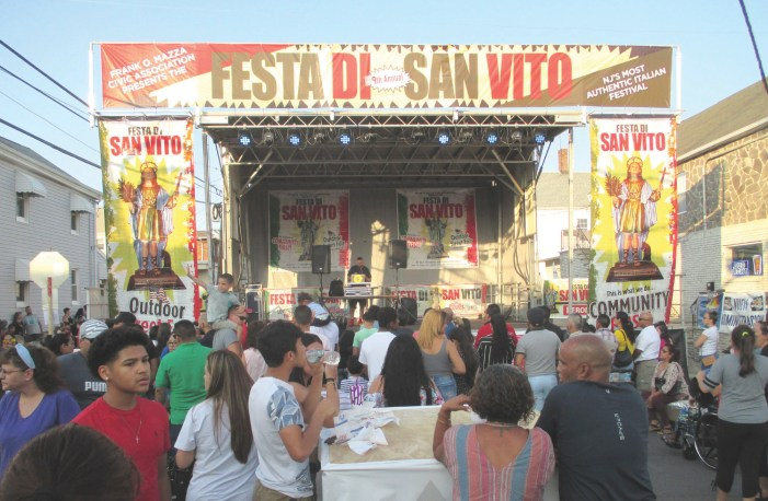 ELIZABETH – San Vito Festival of Peterstown (July 2019)