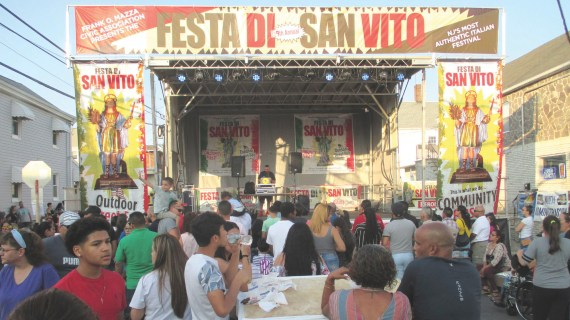 ELIZABETH – San Vito Festival of Peterstown (July 2019)
