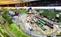 Model railroad club takes time for moment in spotlight