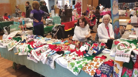 CRANFORD – United Methodist Holiday Shoppe (Dec. 2019)