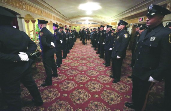 Stamler Police Academy graduates 47