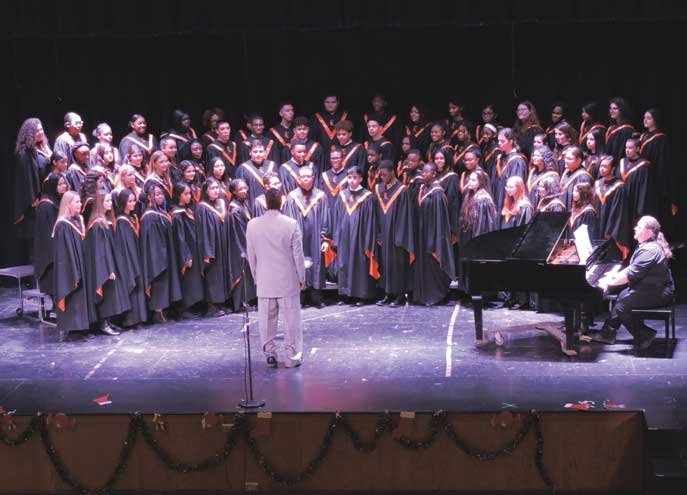 Linden named a best school district for music education