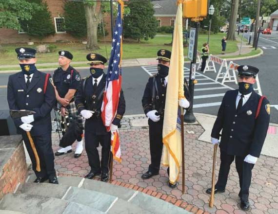 Cranford's Sept. 11 victims honored during Service of Remembrance