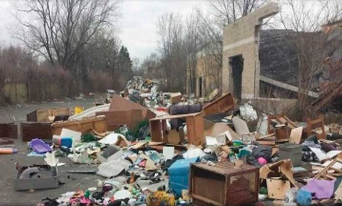 DEP launches project to help towns, including Linden, stop illegal dumping