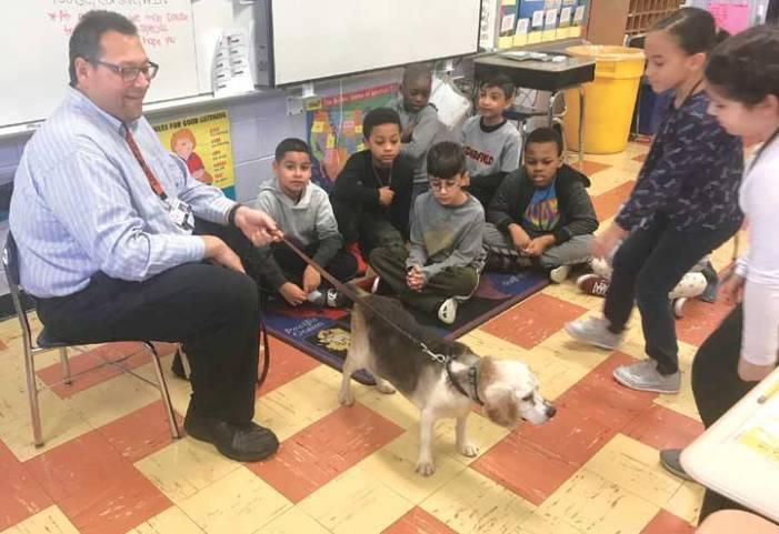 Linden teacher of many talents selected as NJ exemplary educator