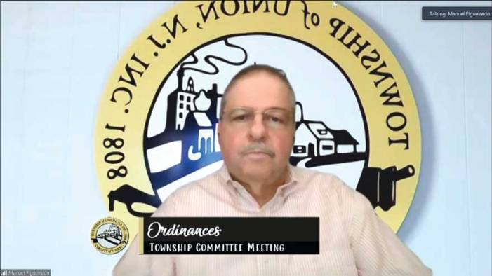Union Township Committee addresses COVID-19 vaccine at meeting
