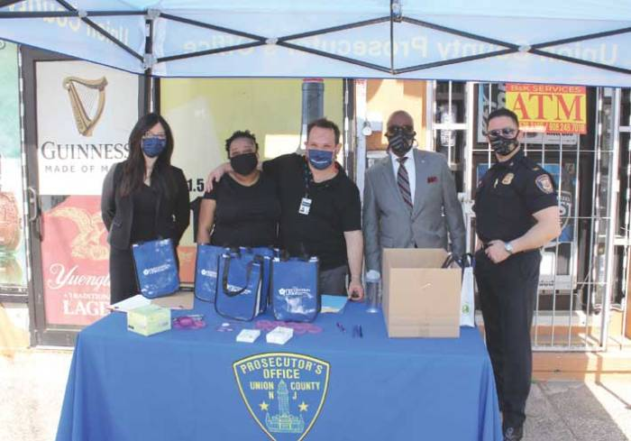 Prosecutor's office brings Operation Helping Hand resources to an impacted neighborhood