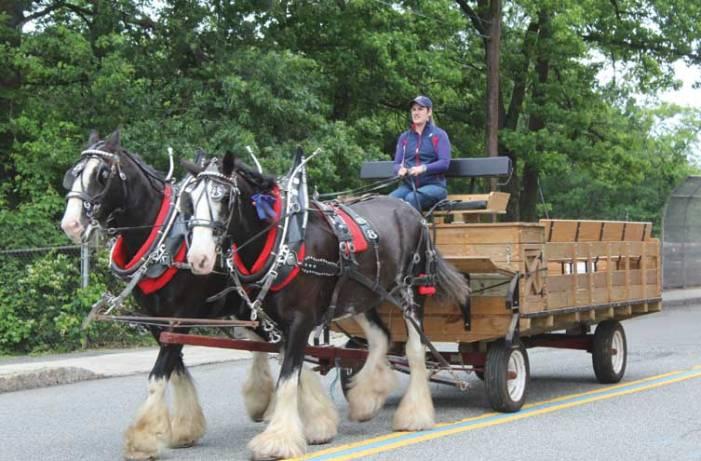 Clark hosts a successful 2021 Memorial Day Parade
