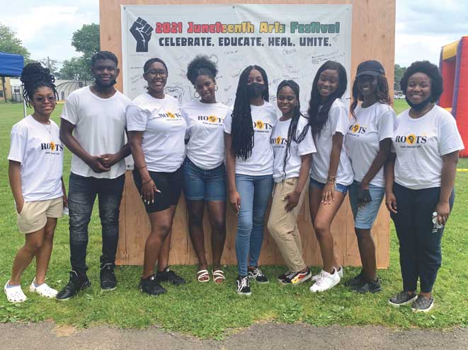 Juneteenth Arts Festival attracts hundreds of people to Union