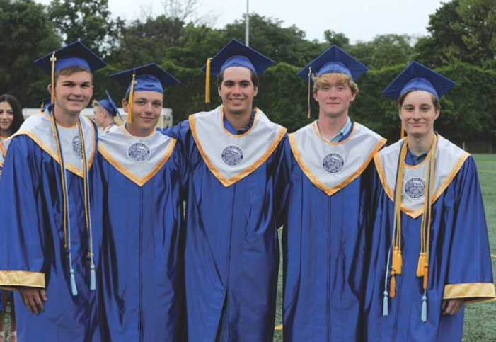 Cranford High School graduates its resilient Class of 2021