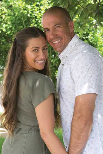 Couple from Cranford and West Orange set a wedding date