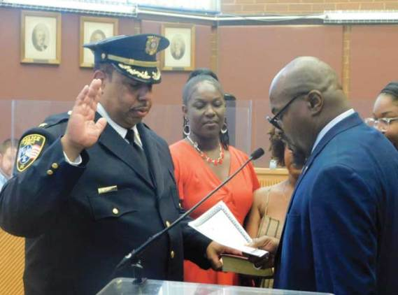 Roselle appoints Williams as new police chief