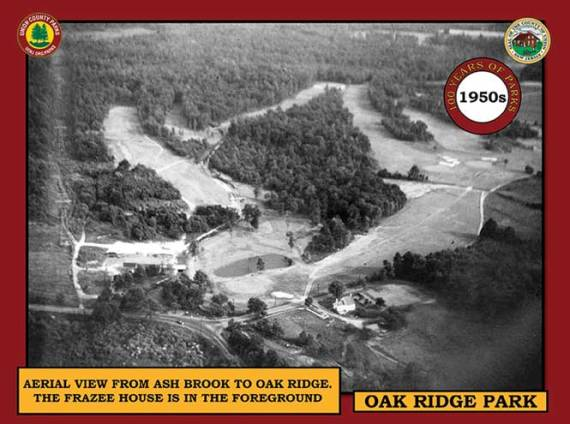 Historical photos of Union County parks on view in Union County parks