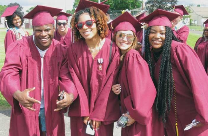 Union High School bids farewell to massive graduating class