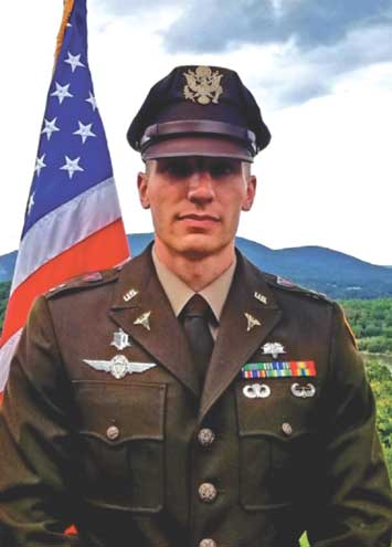 Army captain from Clark earns degrees