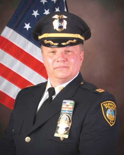Summit mayor to appoint police captain as acting chief, effective Dec. 17