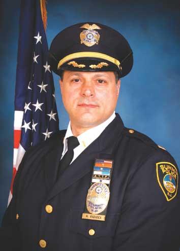 2021 NJSACOP ACE certification status awarded to Summit police lieutenant