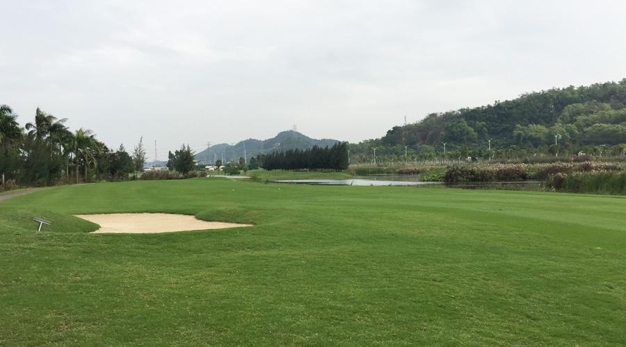 銀聯特惠 - 珠海東方高爾夫球場