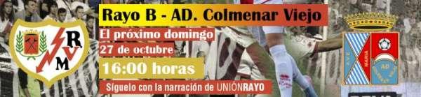 Rayo B- Colmenar