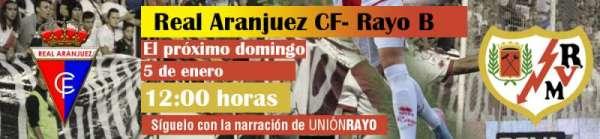 Aranjuez-Rayo B