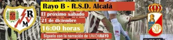 Rayo B-Alcalá