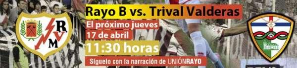 Rayo B - Trival Valderas