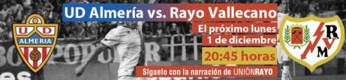Almeria - Rayo
