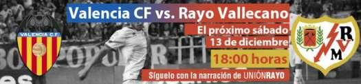 Valencia - Rayo