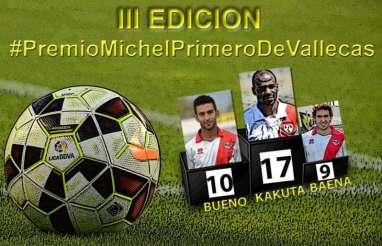 Cartel Premio Michel Primero deVallecas JR 27