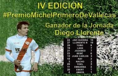 J18  GANADOR Premio Michel Primero de Vallecas