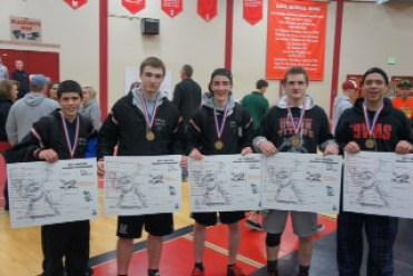 Shelton Tournament Champions