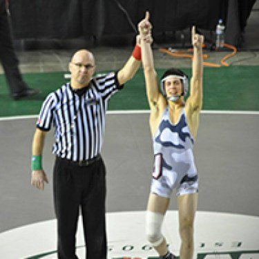 Junior Godinho, State Champion