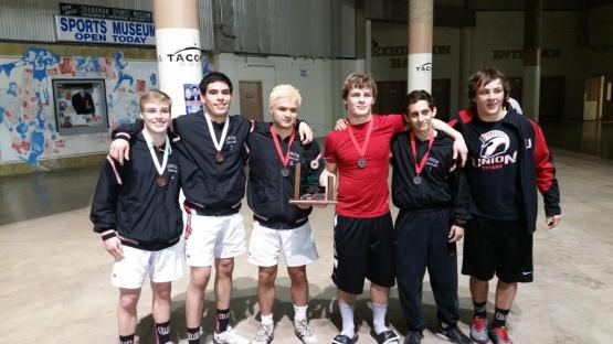 State 2015 Placers and Trophy