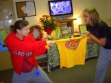 Submitted by Sonya Goodrich - Fall 2009