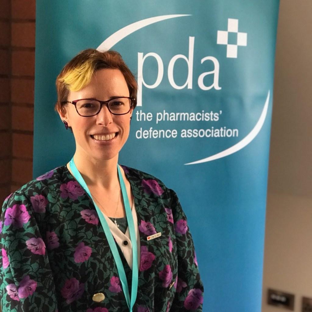 Jayne Love (she/her) - Organiser at Pharmacist's Defence Association Union (PDAU)