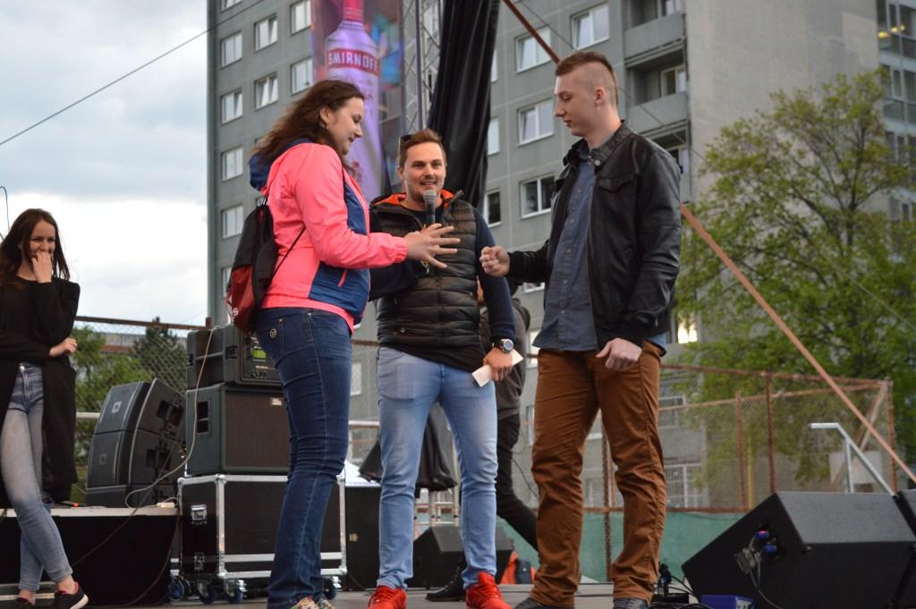 Súťažilo sa v rôznych disciplínach (Foto: Ivana Tomečková)