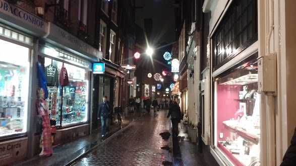 Nočné uličky (Foto: Dóra Fehér)