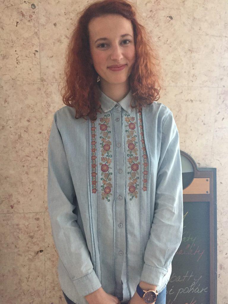 Zuzana (Foto: Henrieta Hlinková)