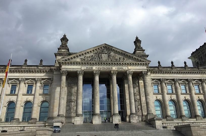 Sídlo parlamentu (Foto: Henrieta Hlinková)