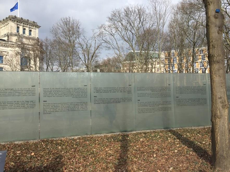 Pamätník Berlínskeho múru (Foto: Henrieta Hlinková)