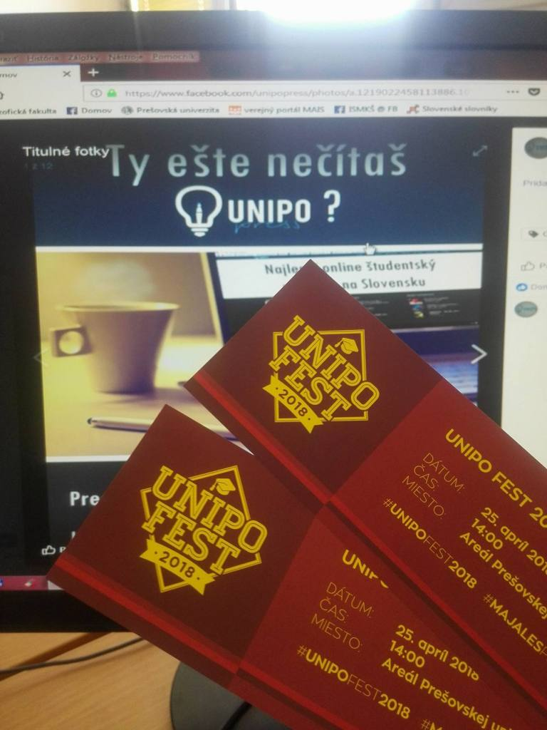 Tieto lístky môžu byť vaše (Foto: Dominka Grošková)
