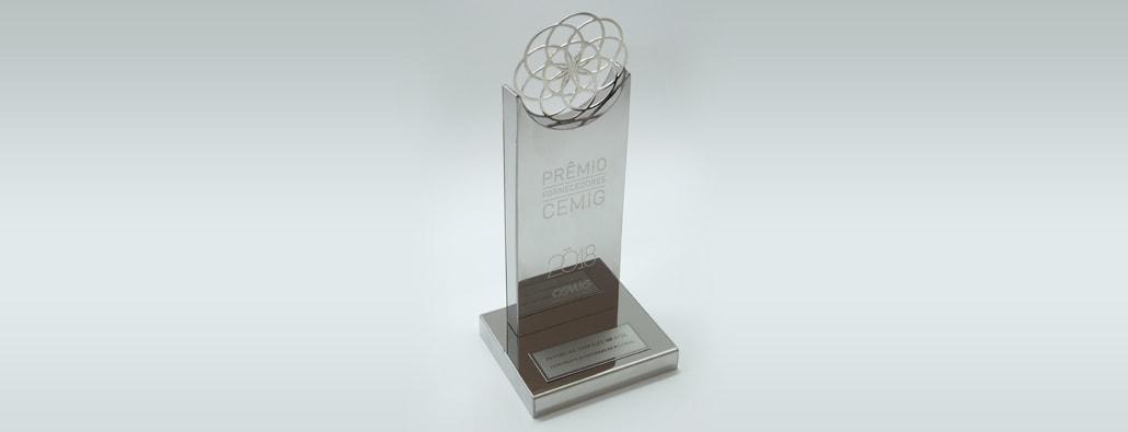 UNIPOWER conquista prêmio Fornecedores CEMIG 2018