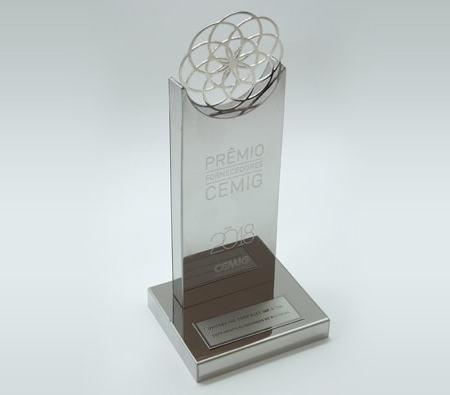 Prêmio Fornecedores CEMIG 2018