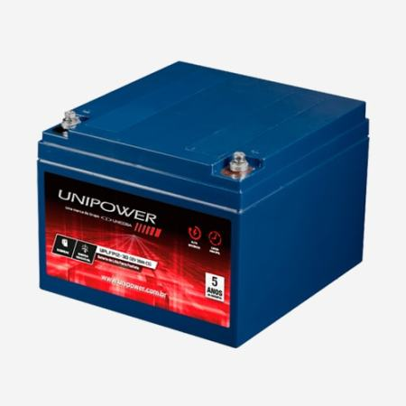 Bateria de Lítio 12V 30Ah UPLFP12-30