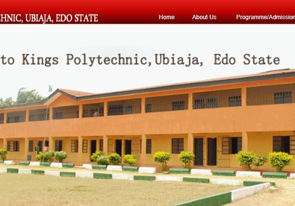 Kings Polytechnic Ubiaja